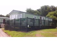 3 bed prestige caravan in Newquay (whiteacres)