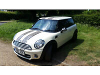 Mini 2007 Cooper D 1.6 6 Speed Manual, Full Leather, Heated Seats & Front Screen