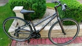 Raleigh Strada 1 Hybrid bike ladies