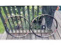 Custom 29er MTB wheels