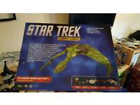 Star Trek Klingon Bird of Prey Model