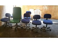Free Office Chairs Galore !
