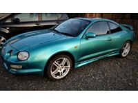 TOYOTA CELICA 2.0 16v GT, 1996, Classic Shape, Spares/Repair with £8k of receipts