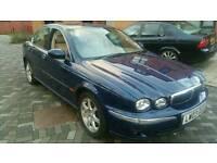 Jaguar x type 2.1 petrol SE Auto
