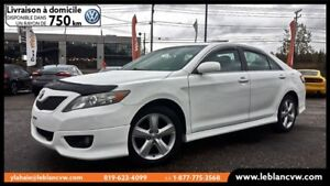 2011 Toyota Camry SE 4 CYL.CUIR+TOIT OUVRANT