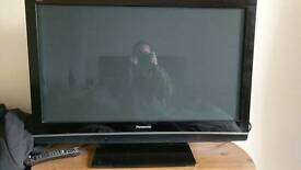 Panasonic 42in tv for sale