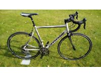 Cannondale Synapse 105 Size 56 Road Bike