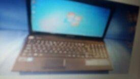 eMACHINES LAPTOP E732Z 3GB DDR3 OFFICE WINDOWS 7 HOME PREMIUM 64BIT 500GB HDMI WIFI SUPERDLDVDRW