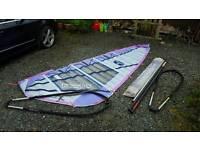 Windsurf equipment