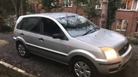 Ford Fusion/Fiesta 1 years full MOT