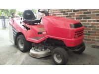 ride on lawnmower wanted