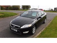 FORD MONDEO 1.8 ZETEC TDCI(60)plate,Alloys,Air Con,Cruise,Park Sensor,Full Service History,Clean Car