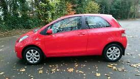 2011 Toyota Yaris TSpirit With Just 25,050 Miles And Brilliant Specification. One Owner.