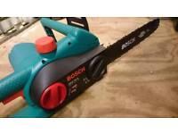 Bosch 230v chainsaw
