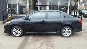 2010 Toyota Corolla S  Cash back up to 10000 dollars oac