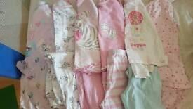 Set of 6 pyjamas age 3-4