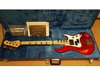 Yamaha Attitude Ltd II Lava Red Bass Guitar