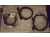 3 x NEW HDMI Cable 1.5 m