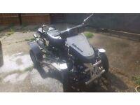 Fabricated Moped quad not aeon apache kazuma suzuki lt banshee cr kx rm yx
