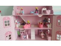 Rosebud Early Learning Centre dolls house