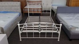 Julian Bowen Sophie Crystal Double Bed Frame Can Deliver View Collect Hucknall Nottingham