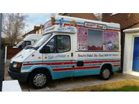 **Whitby morrison ice cream van**