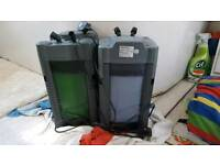 Aqua One & Ultra Jet Canister filters