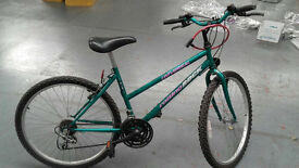 Mountain Bike Universal Rolling Rock Bicycle For Sale New Tyre Good Condition