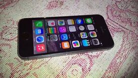 APPLE IPHONE 5S SPACE GREY 16GB,UNLOCKED