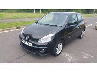 QUICK SALE New Shape Renault Clio 1.4 Bargain at £1200
