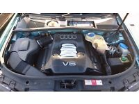 Audi a6 2.8 quattro 68k
