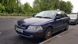VOLVO S40 S 87000 MILE 2003 TIMING BELT CHENGED