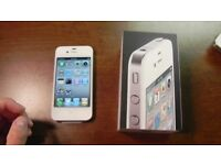 NEW CONDITION Apple iPhone 4 - 16GB - (Unlocked) Smartphone boxed