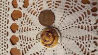 Handmade cinnamon roll