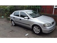 Vauxhall astra 1.6 2002/part x possible