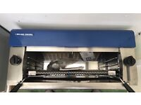 Blue seal grill G91B & Cool point fridge HX200 fridge both never used