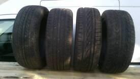 Tyres x4