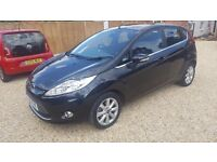 FORD FIESTA 1.4 ZETEC 5dr - 3 months warranty and free recovery included