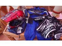 Kids motorcross gear