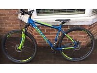 "Karrera 29"" mountain bike"
