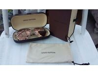100% Authentic Louis Vuitton Sunglasses