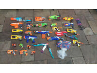 Nerf Gun Bundle/Nerf Gun Collection/Nerf Gun Job Lot (30 guns)
