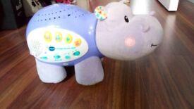 V-tech starlight sounds hippo