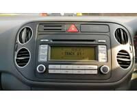 Car radio cd player