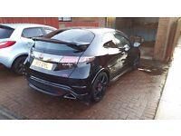 Honda civic Type R FN2 GT