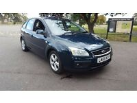 Ford Focus 1.6 Petrol Automatic One Year MOT