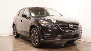 2016 Mazda CX-5 GT cuir toit nav mags
