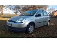 **12 MONTHS MOT** 2003 FORD FIESTA FINESSE 1.2 5 DOOR HATCHBACK **AMAZING DRIVE+LOVELY CONDITION**