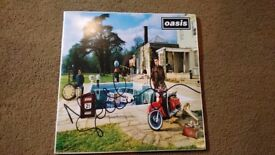 """Rare: OASIS Be Here Now LP - 2 x 12"""" Gatefold - 1997 - Signed by Noel Gallagher"""