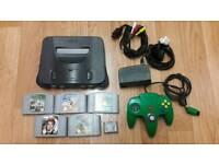 Nintendo 64 n64 bundle
